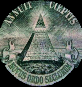 image of the Great Seal on the US Dollar Bill @ Jesus-abc.com